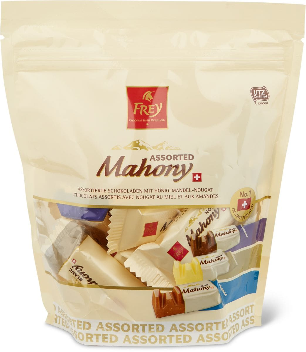 Mahony Mini assorted