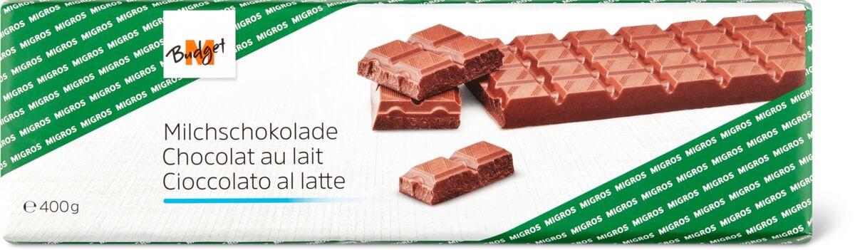 M-Budget Chocolat au lait