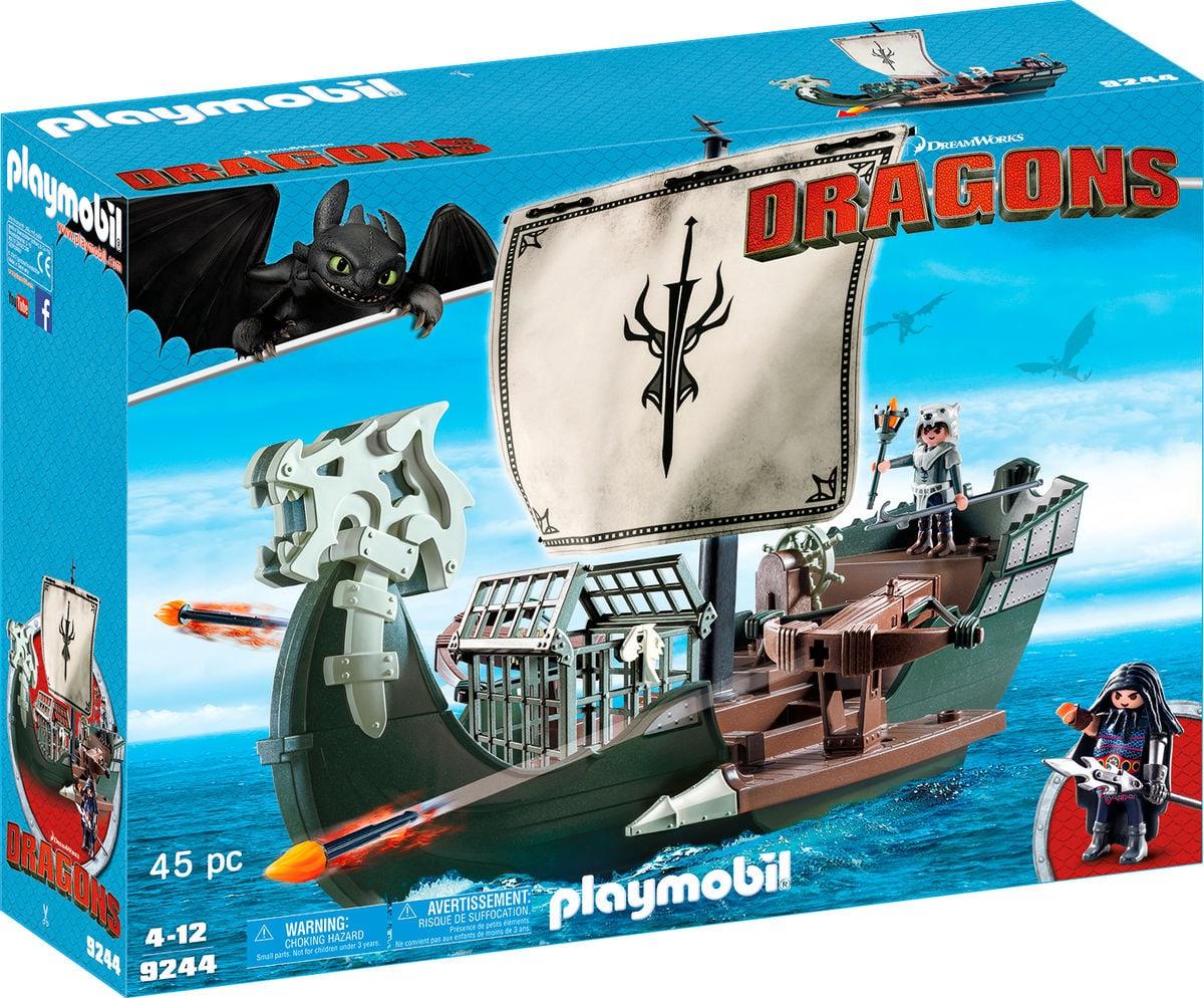 Playmobil Dragons Nave di Drago 9244