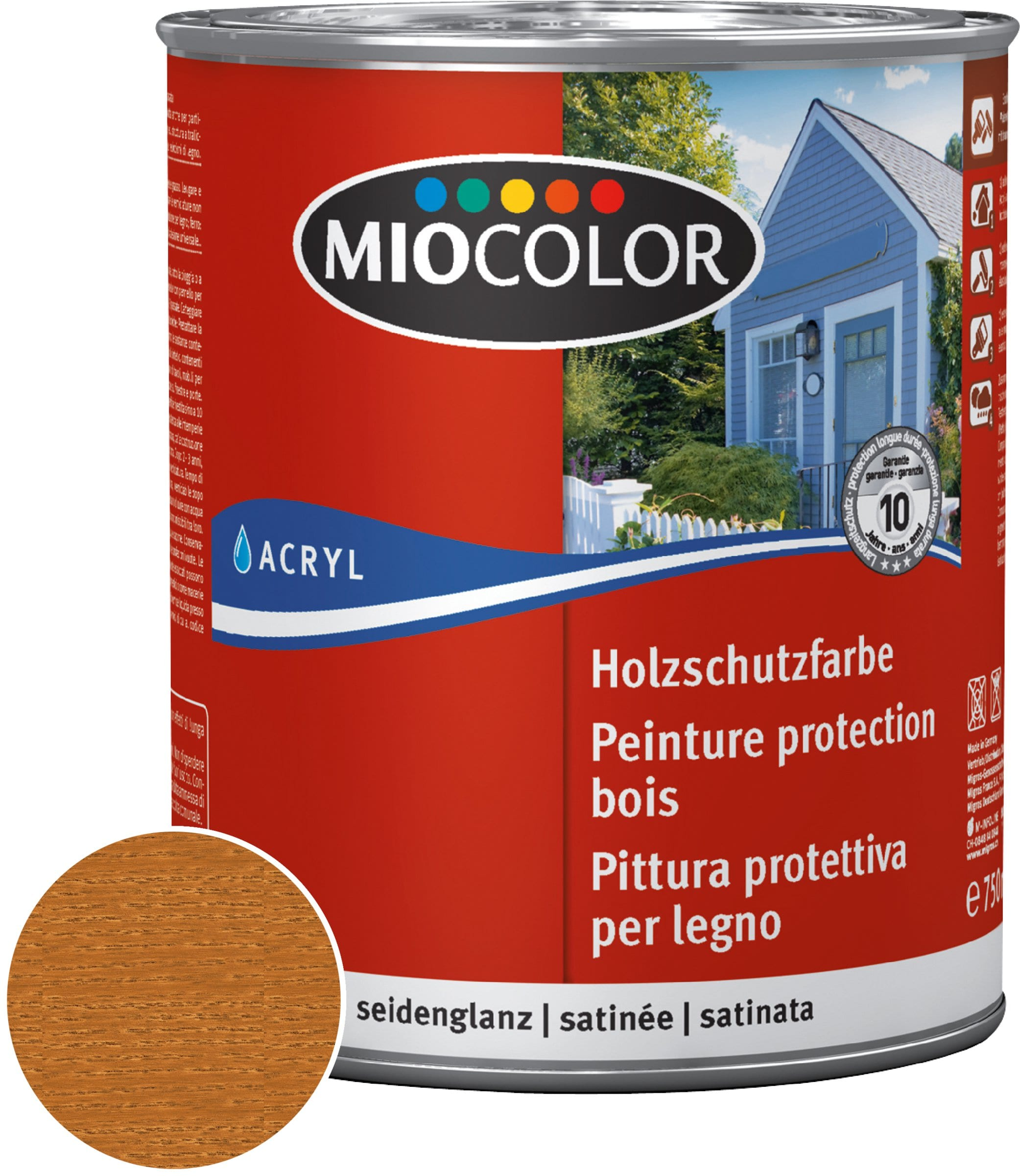 miocolor acryl holzlasur migipedia. Black Bedroom Furniture Sets. Home Design Ideas