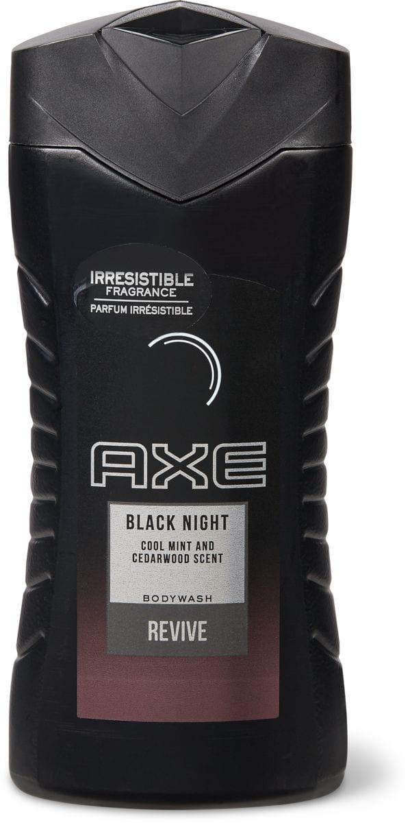 Axe Douche Black Night
