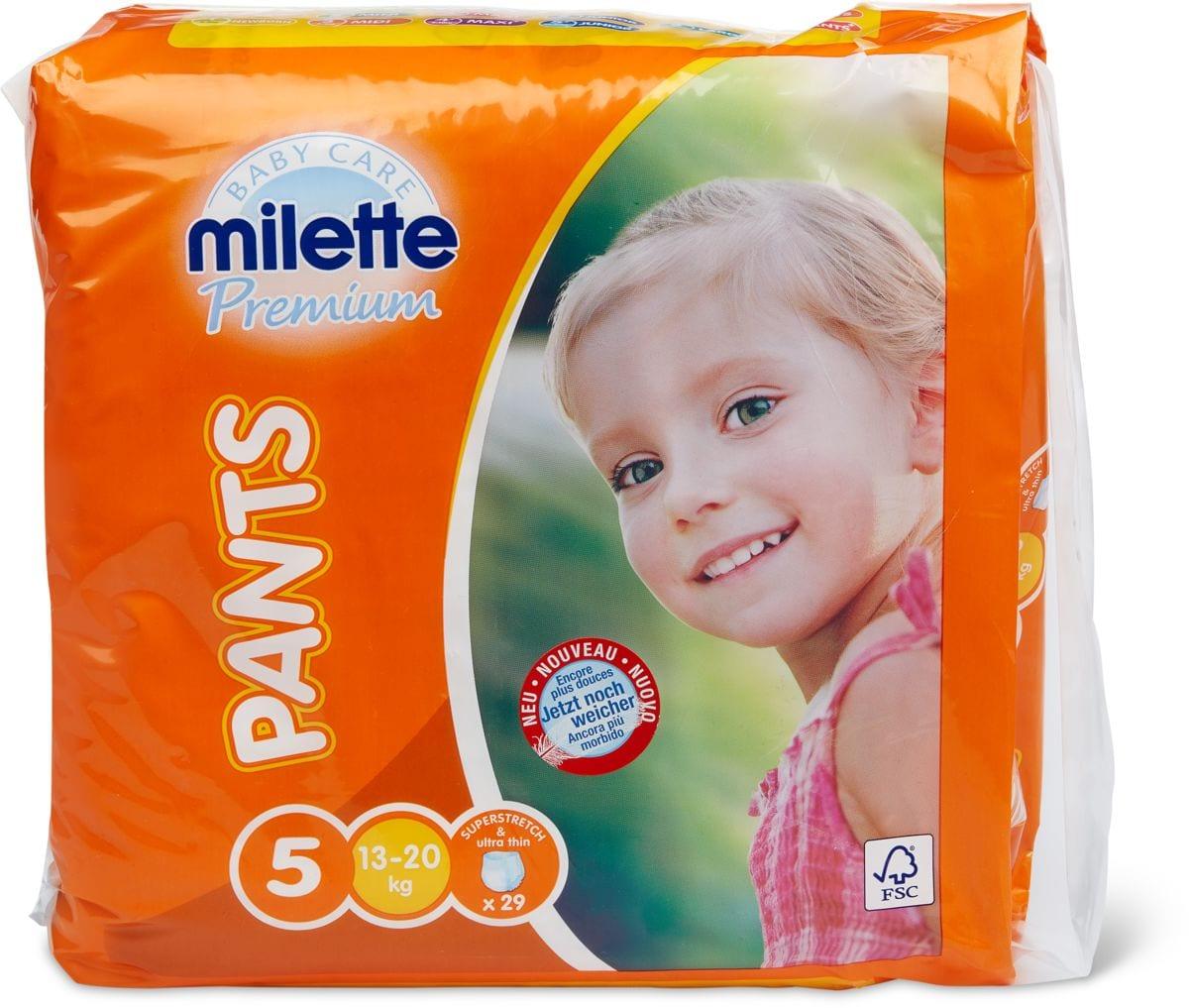 Milette Pants 5, 13-20kg