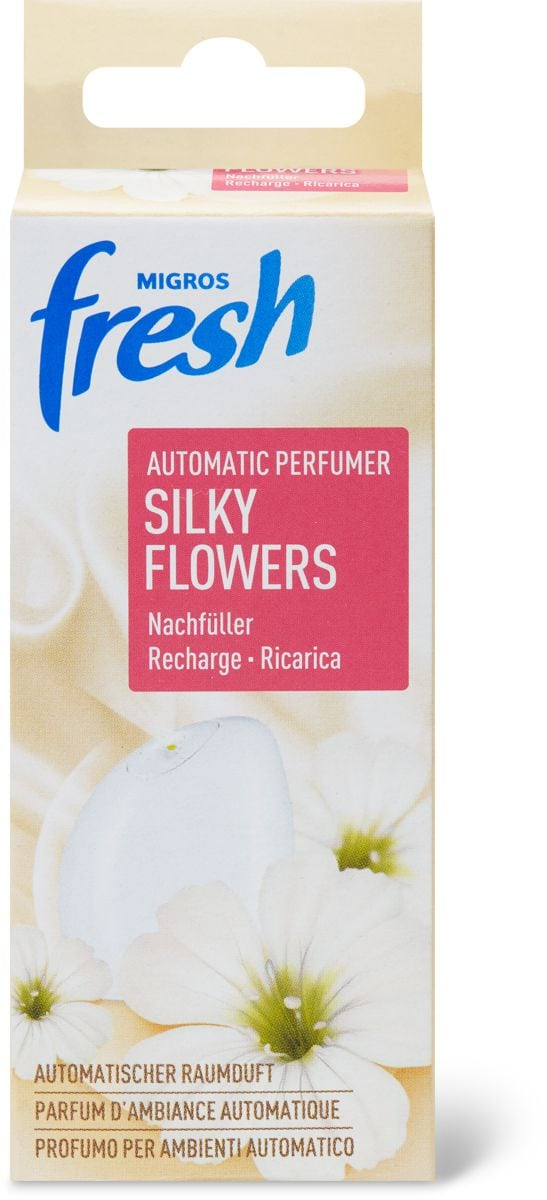 M-Fresh Automatic Silky Flowers