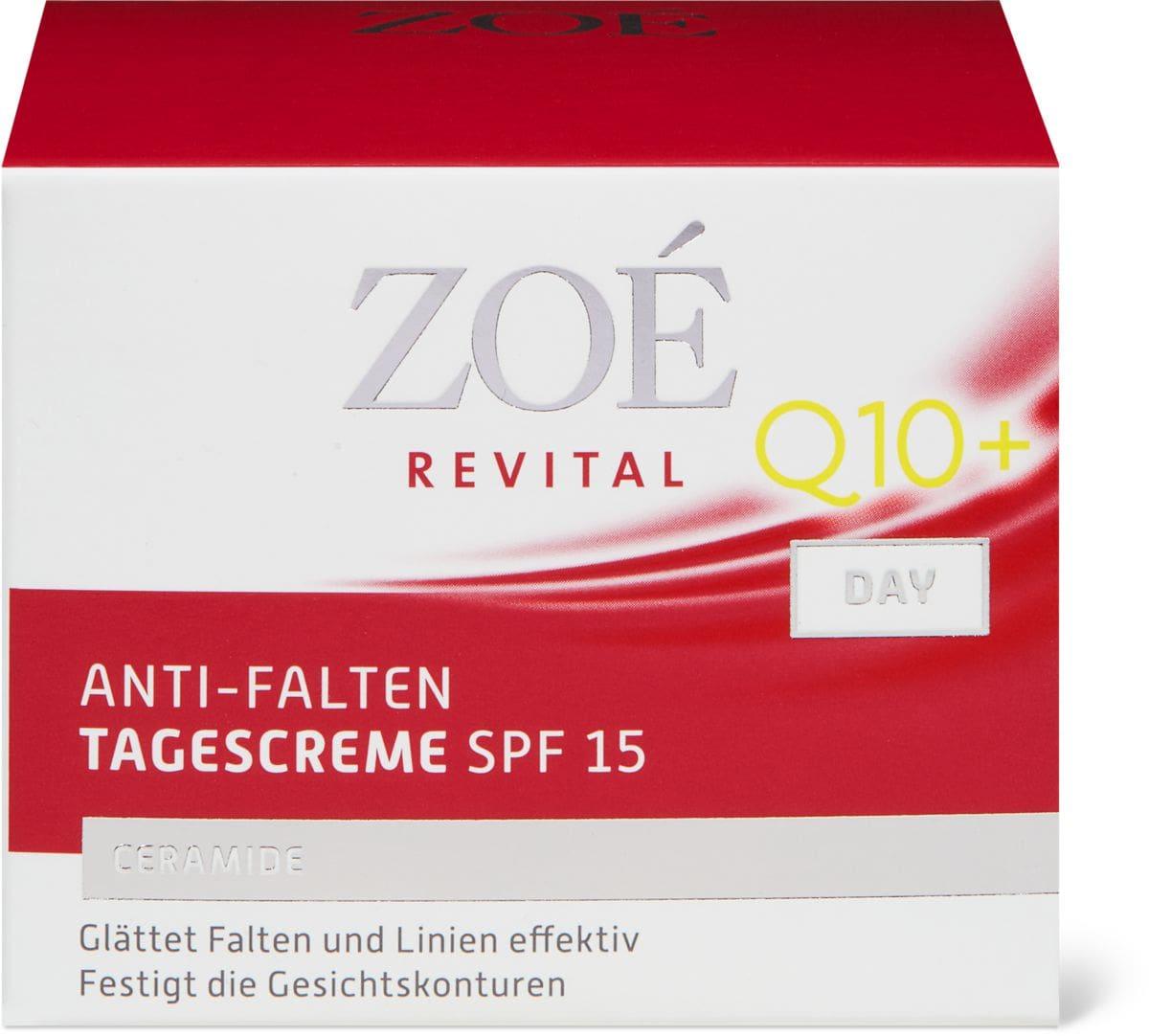 Zoé Revital Q10+ Tagescreme