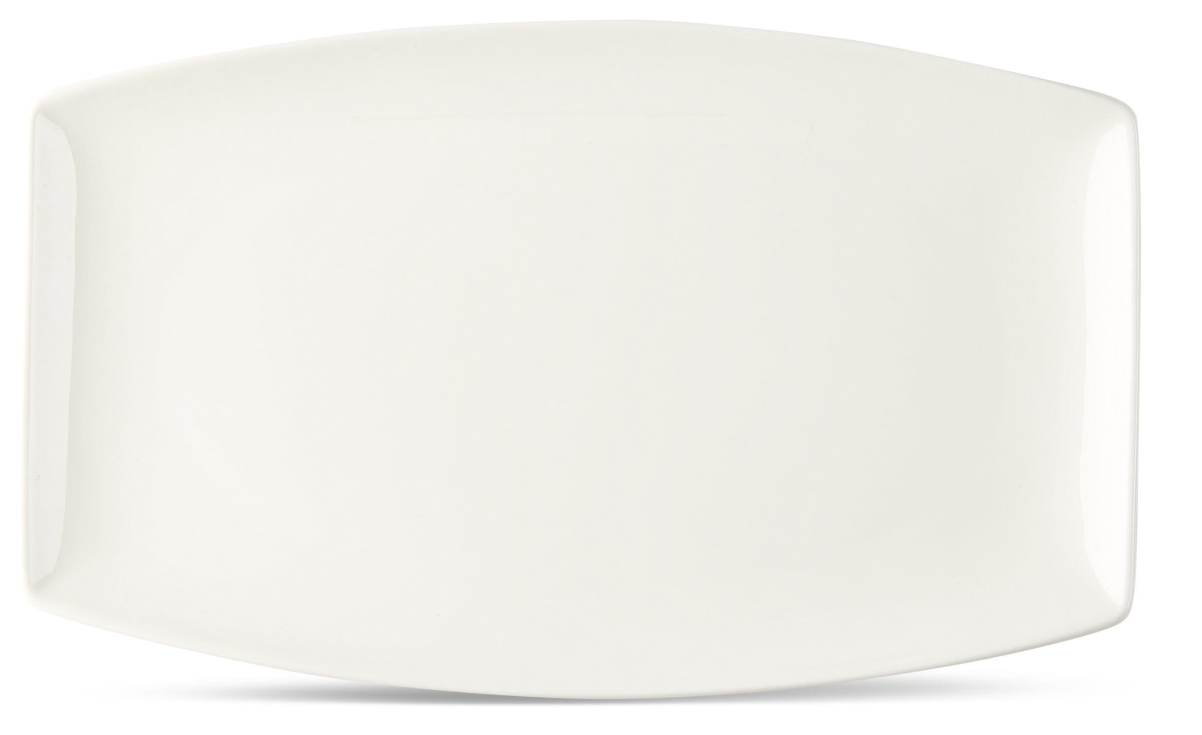 Cucina & Tavola Servierplatte 23x14cm FINE LINE