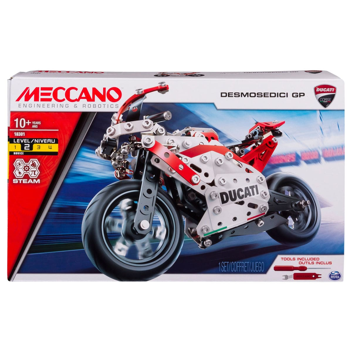 Moto Ducati Gp 16