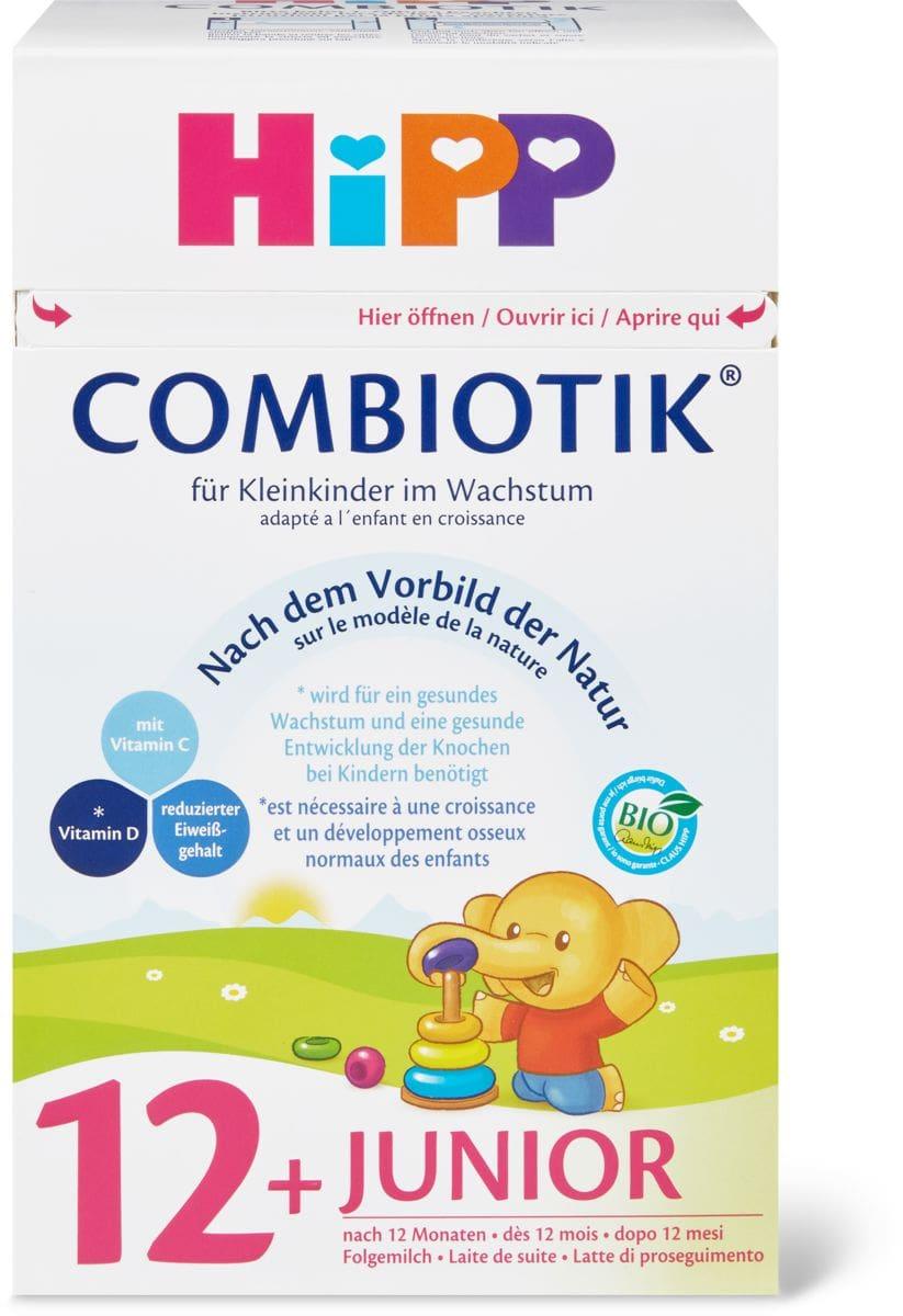 Hipp lait de croiss. 1 an. Combiotik