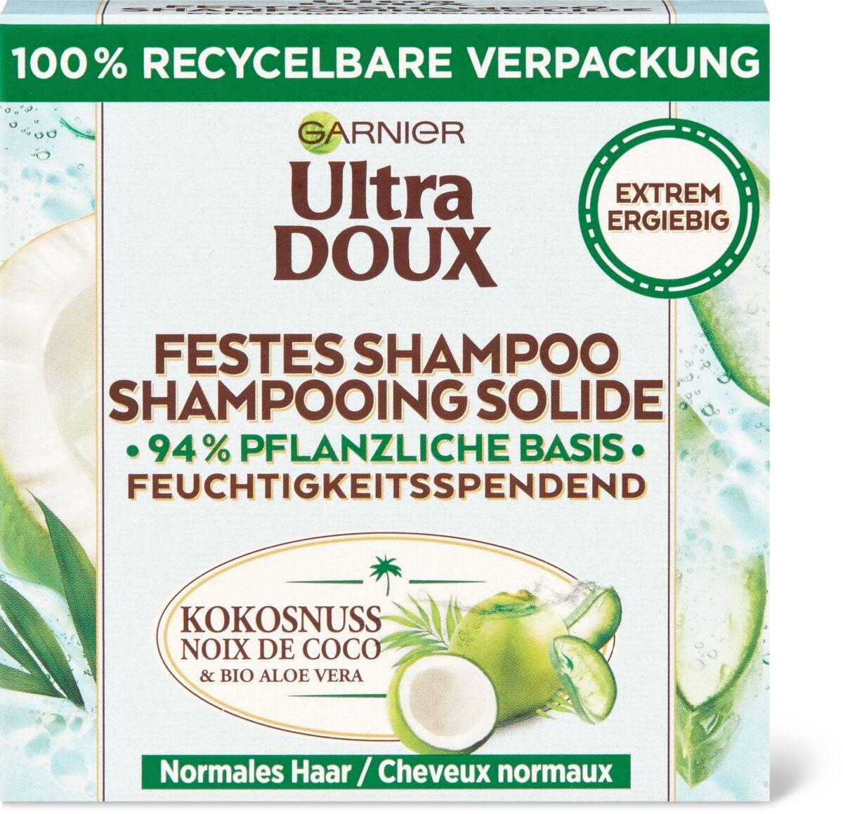 Ultra Doux Kokosnuss Festes Shampoo
