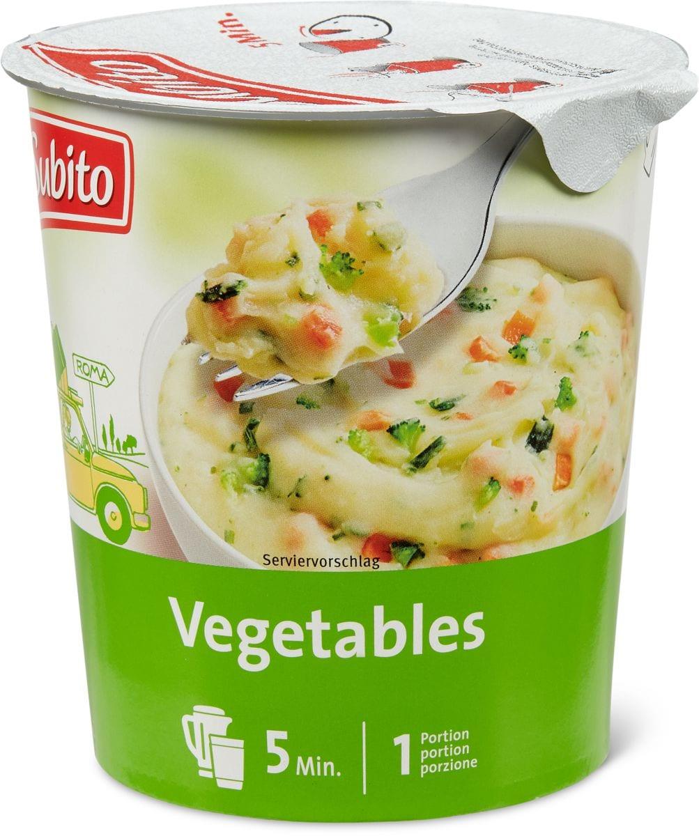 Subito Hot Snack Vegetables