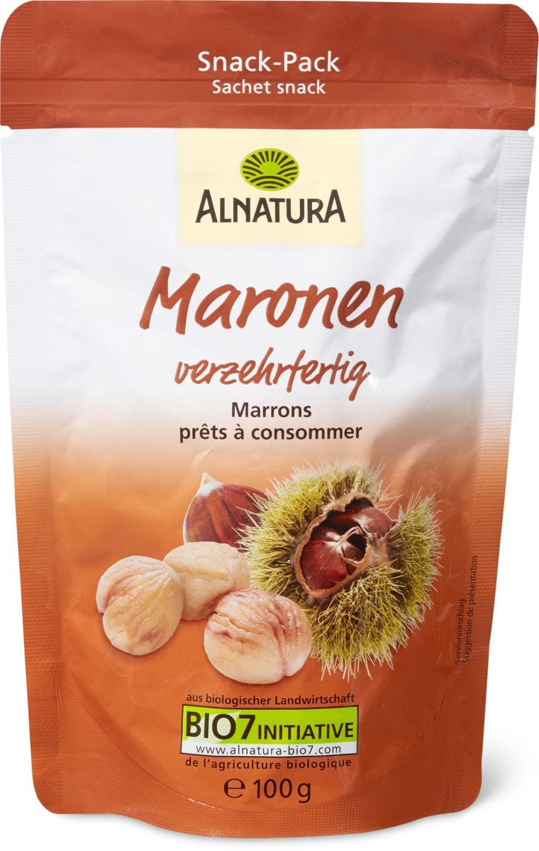 Alnatura Marrons