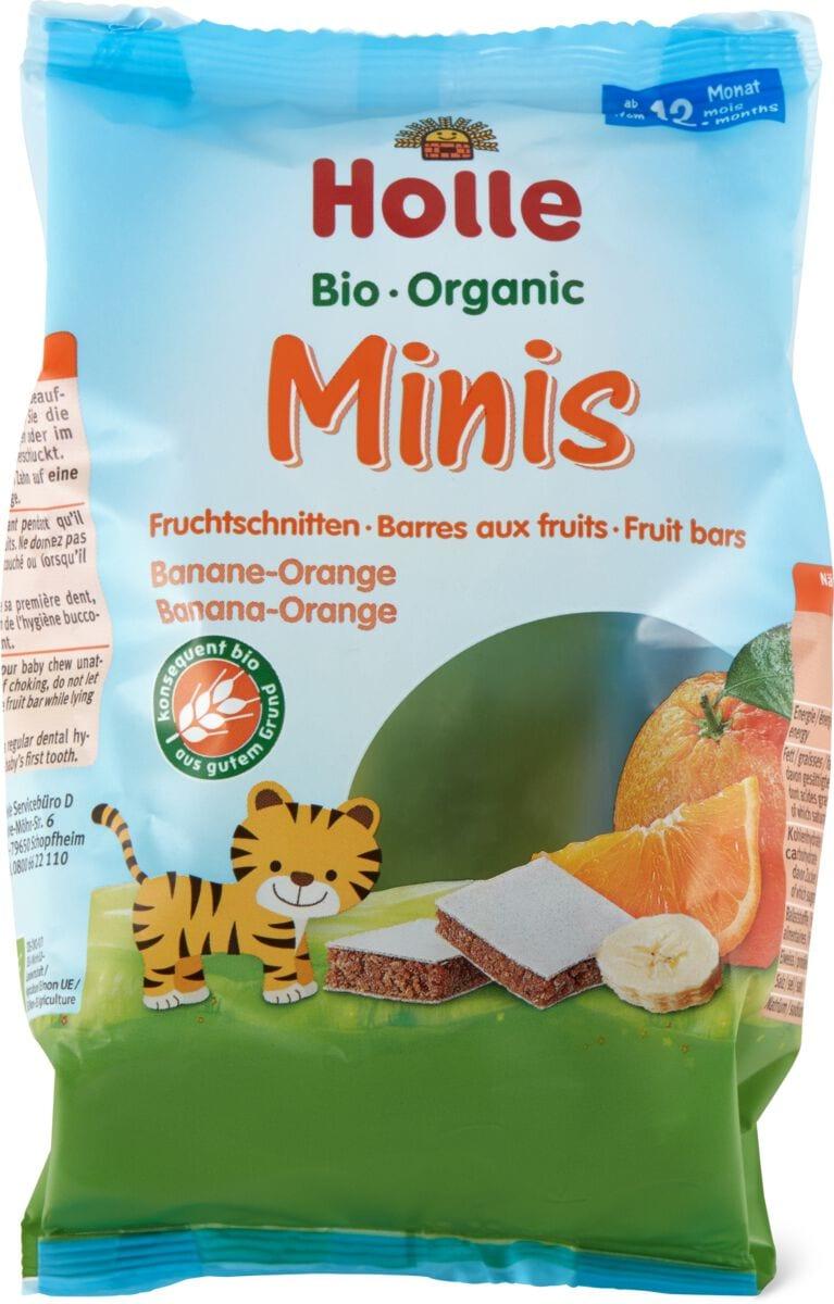 Bio-Minis Banane-Orange