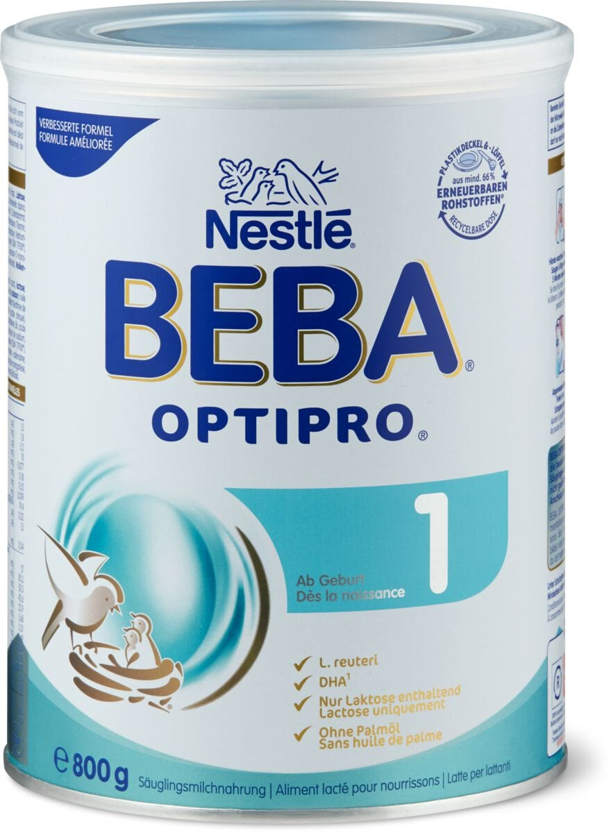 Nestlé BEBA 1 Optipro