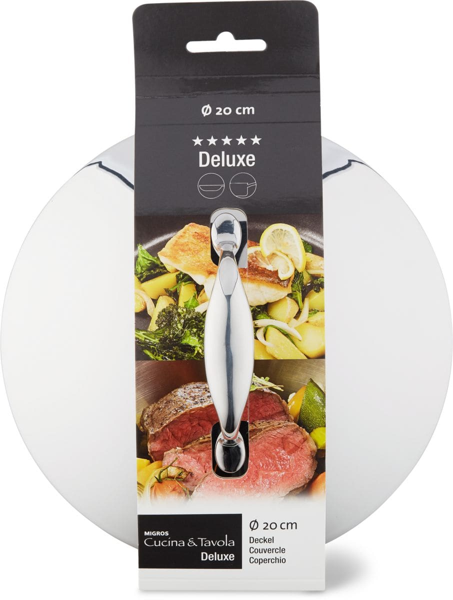 Cucina & Tavola Couvercle 20cm DELUXE