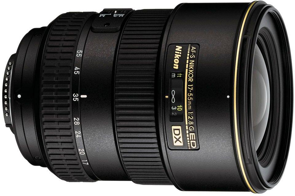 Nikon Nikkor AF-S DX 17-55/2.8G IF-ED Obiettivo, 3 anni Swiss-Garantie Obiettivo
