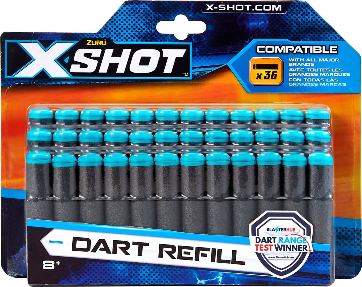 X-Shot Dart Refill 36 pièce