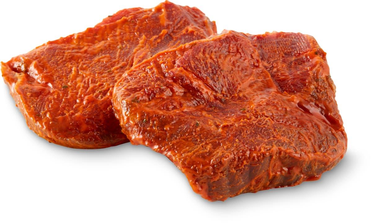 Grill mi Rinds Flat Iron Steak