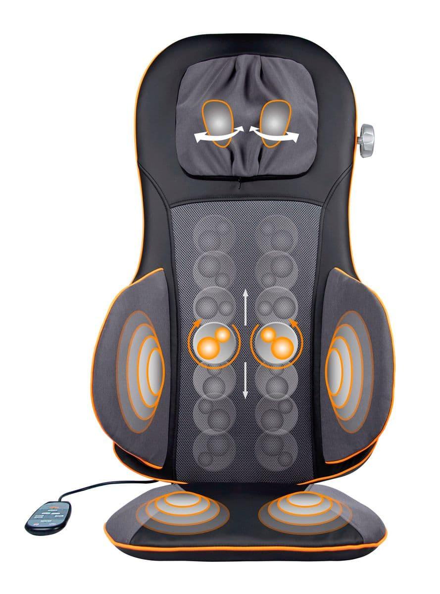 medisana massage sitzauflage mc825 schwarz migros. Black Bedroom Furniture Sets. Home Design Ideas