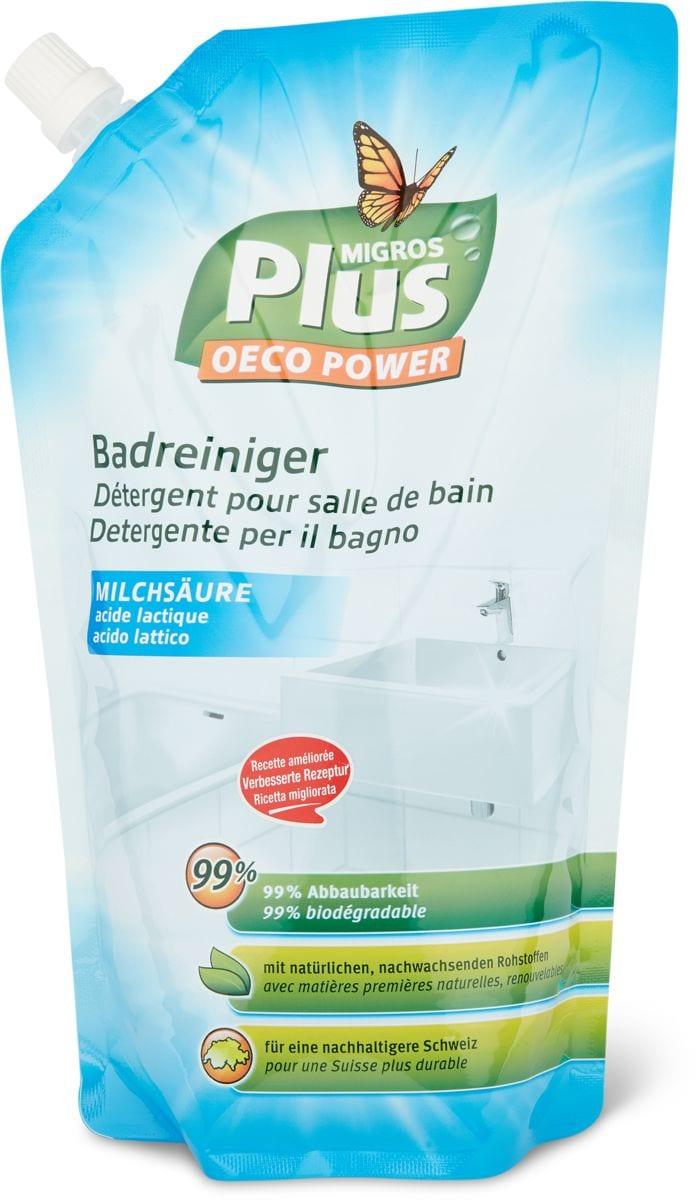 Migros Plus Recharge Détergent p. Bain