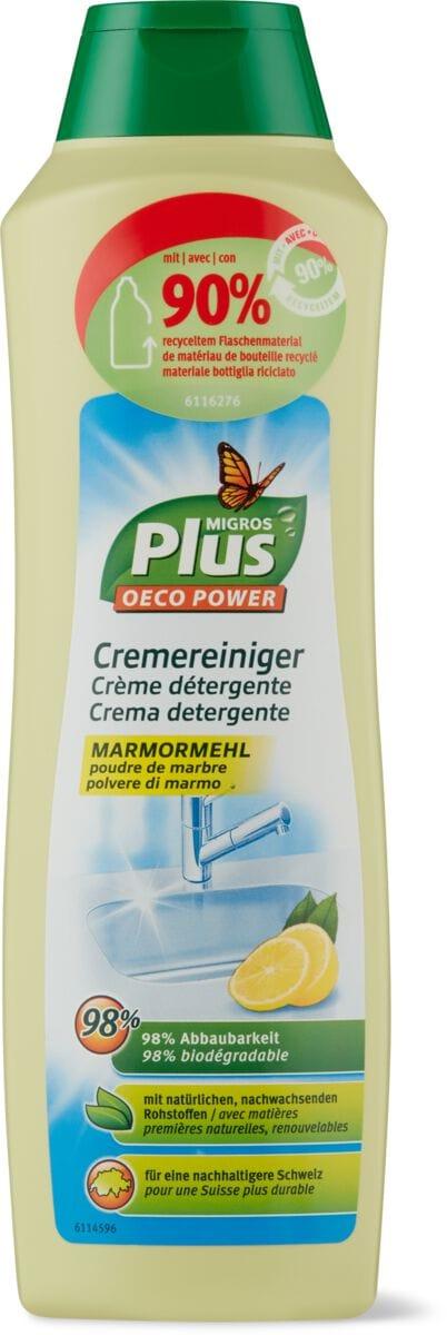 M-Plus Cremereiniger Lemon