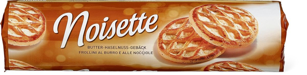 Biscuits beurre-noisette