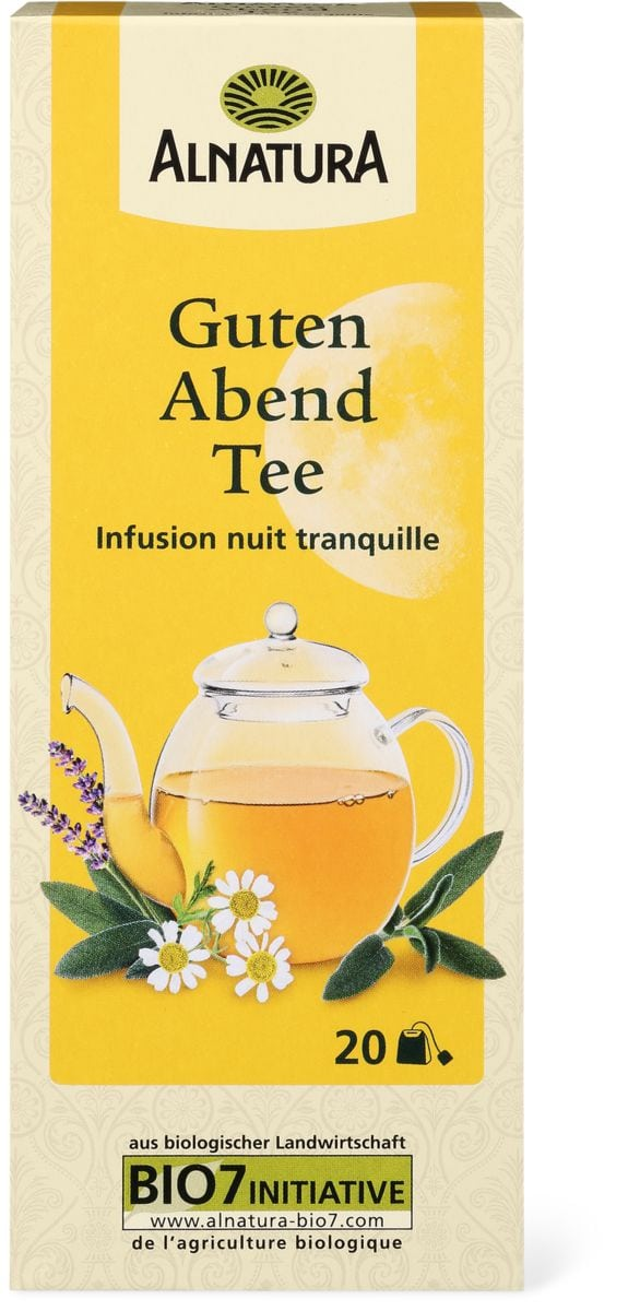 Alnatura infusion Bonsoir