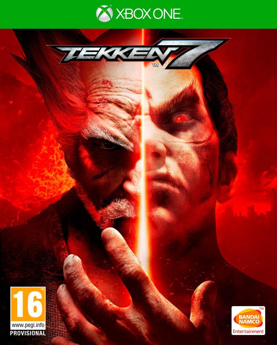 Xbox One - Tekken 7 - Standard Edition Box