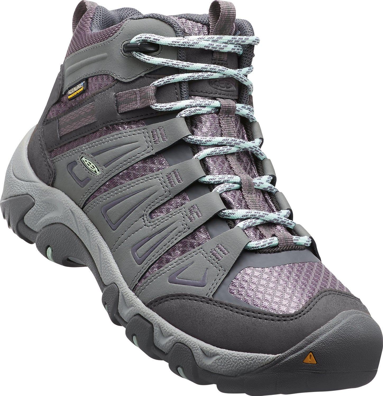 Keen Oarkidge Mid WP Chaussures de randonnée pour femme