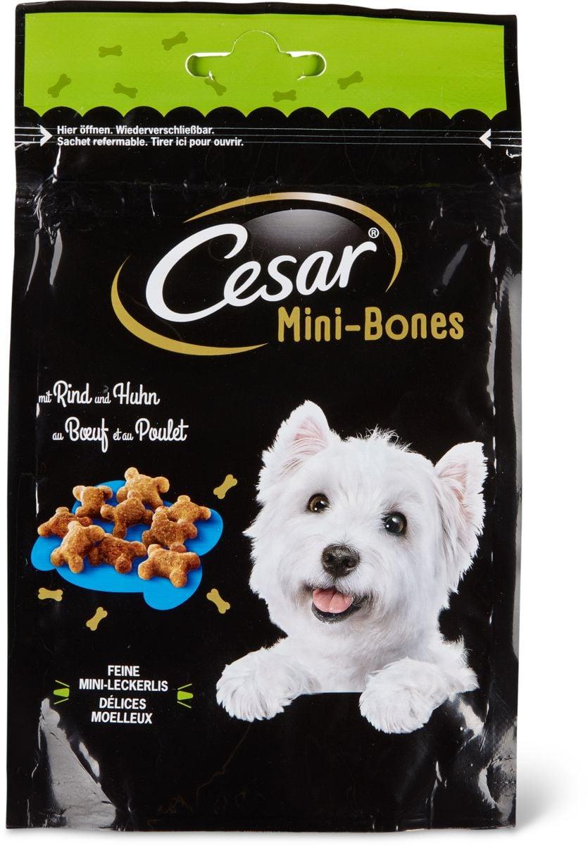 Cesar Mini-Bones Manzo & pollo