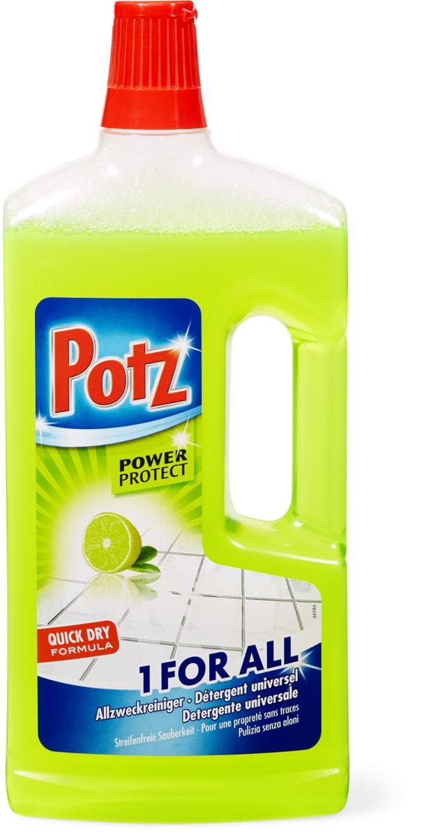 Potz Fresh Power Détergent universel