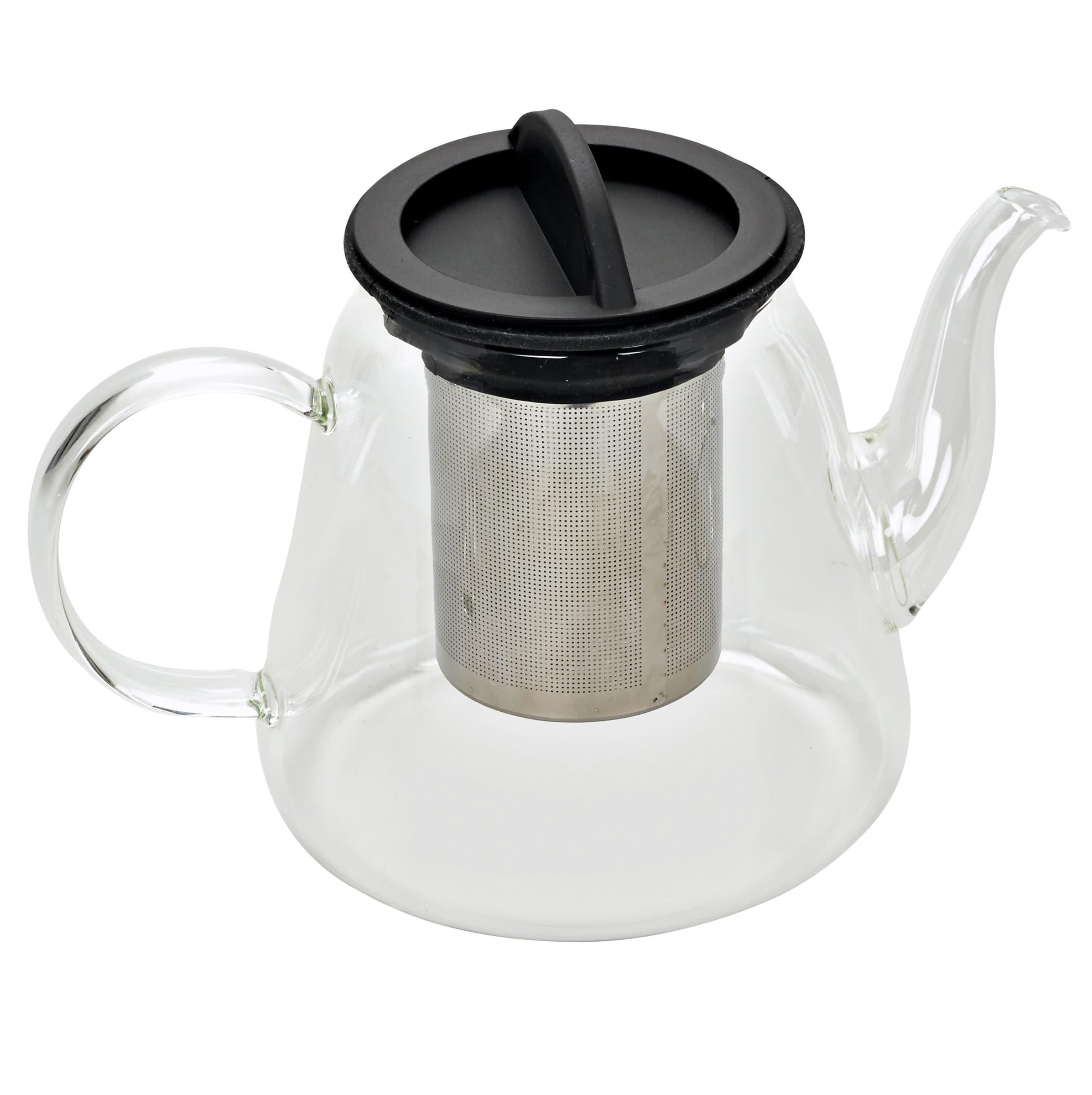Cucina & Tavola Teekanne mit Siebeinsatz 0.9L