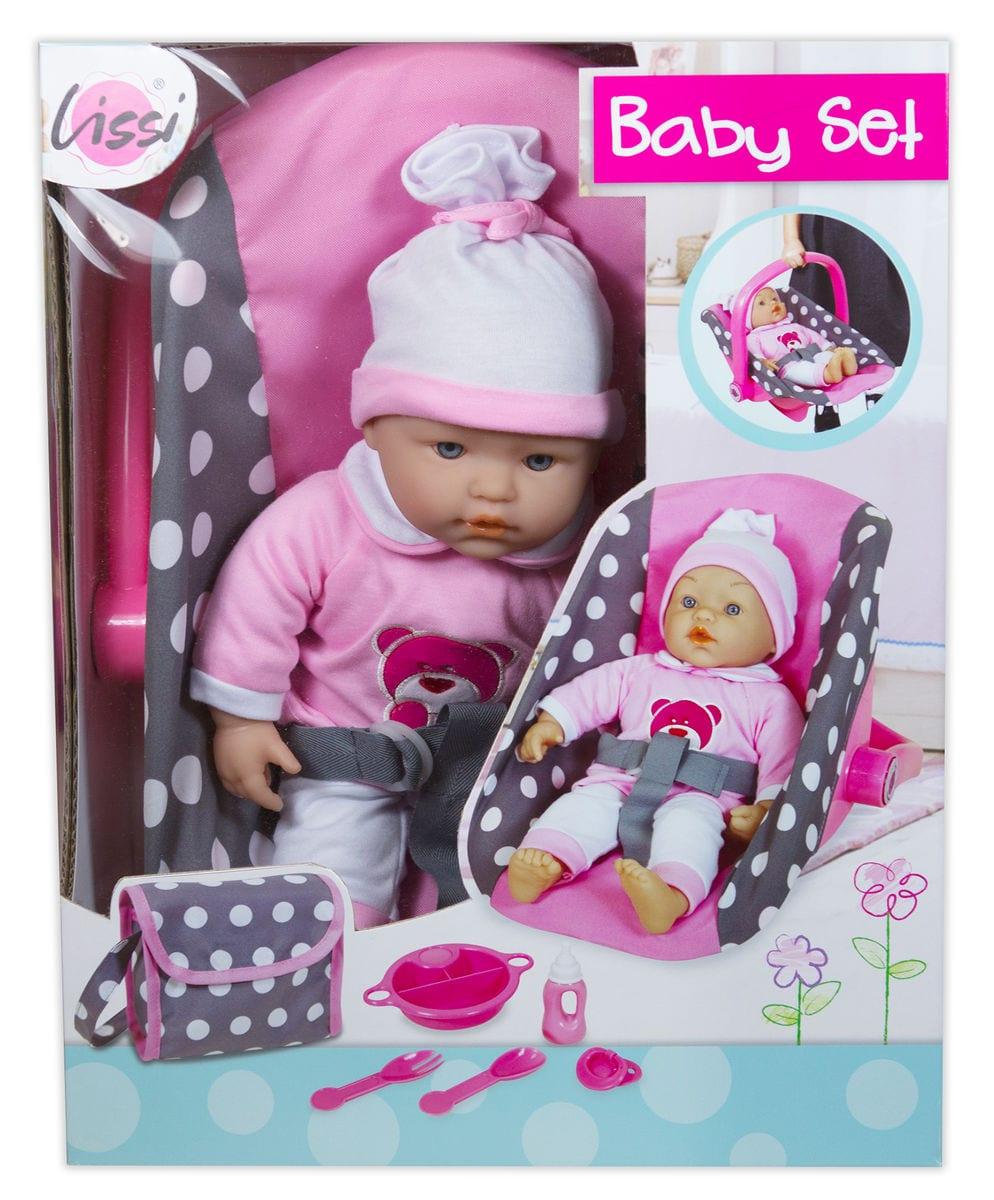 Ensemble de siège d'auto pour bébé