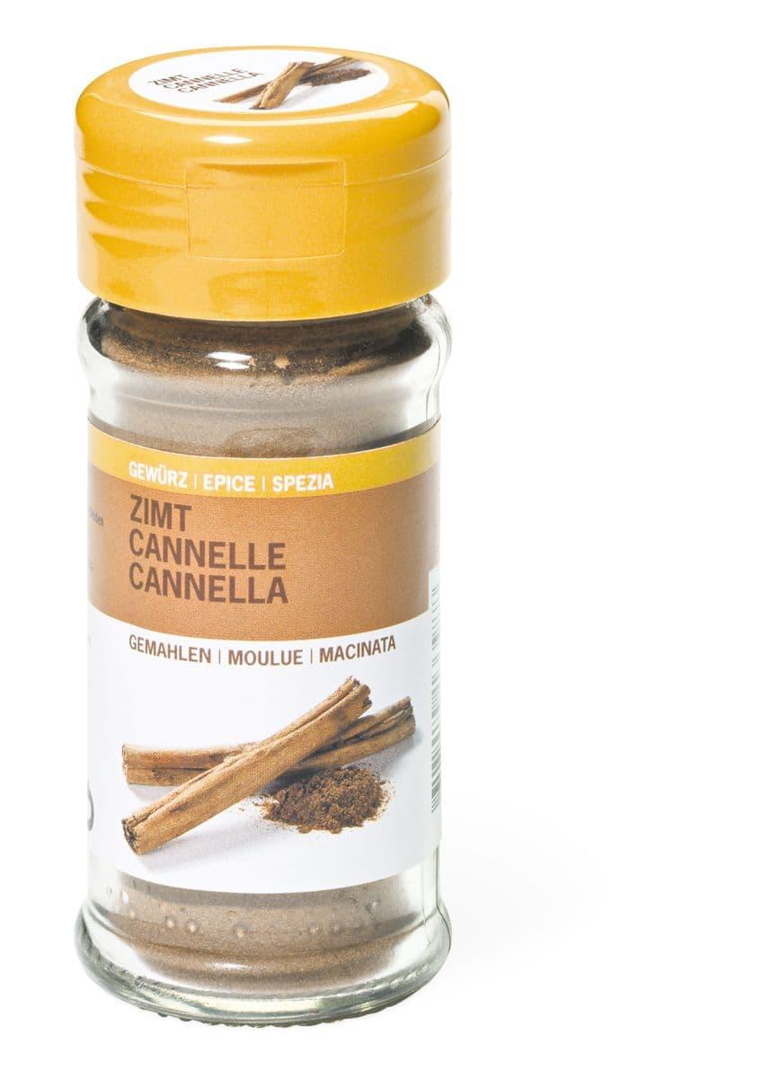 Cannelle moulue