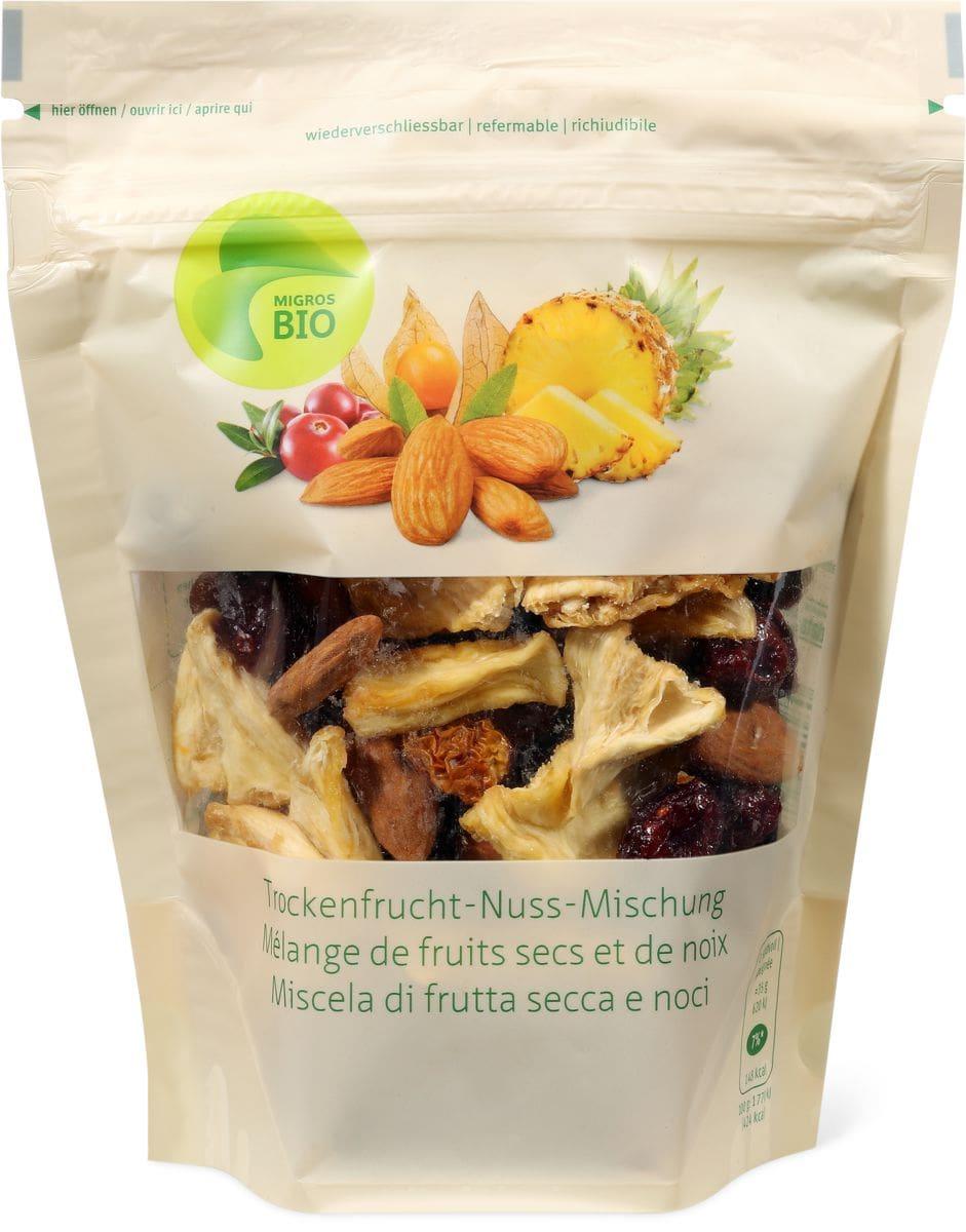 Bio Frucht/Nussmischung