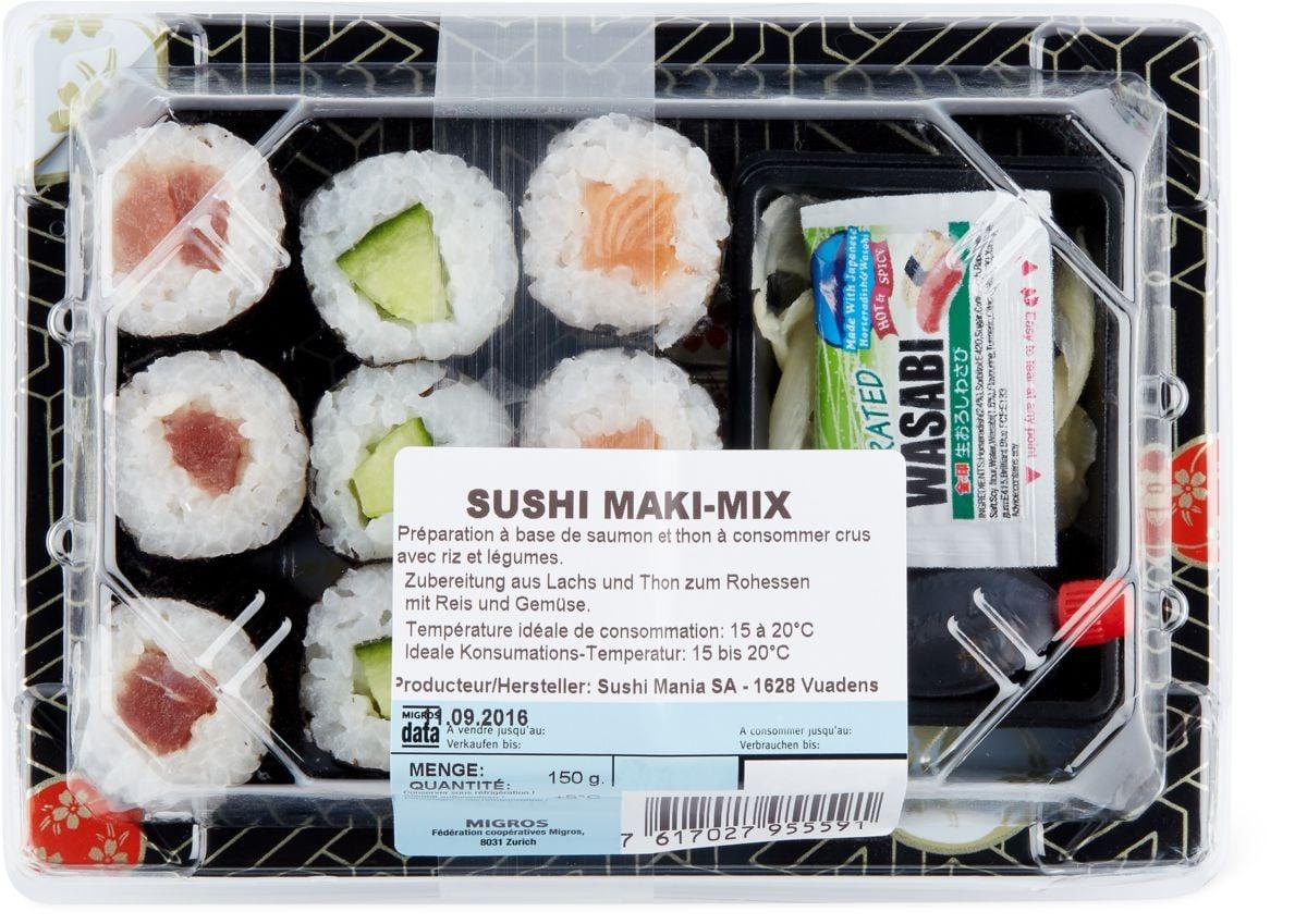 Alle Sushi-Produkte und japanische Spezialitäten