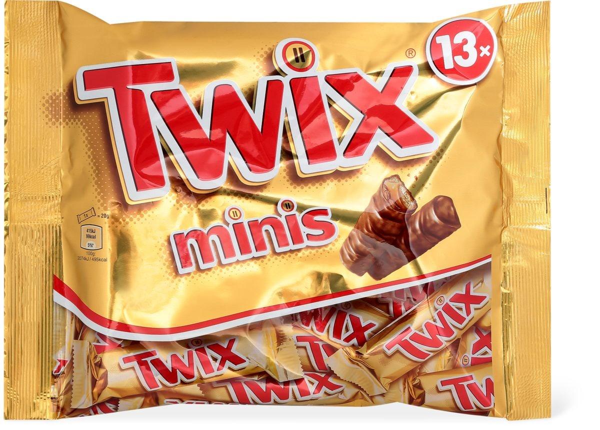 Twix Minis