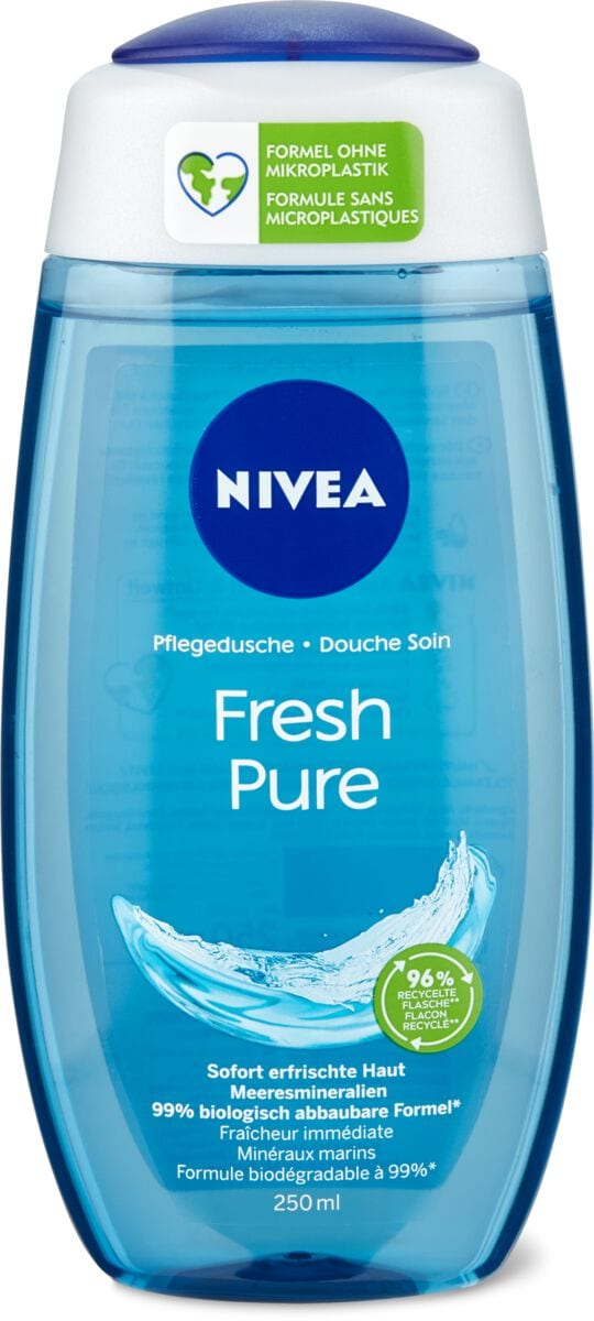 Nivea Pure & Fresh Douche de soin
