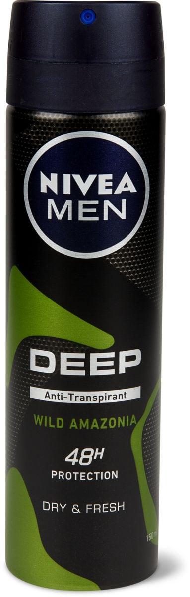Nivea Men Deo Spray Deep Wild Amazonia