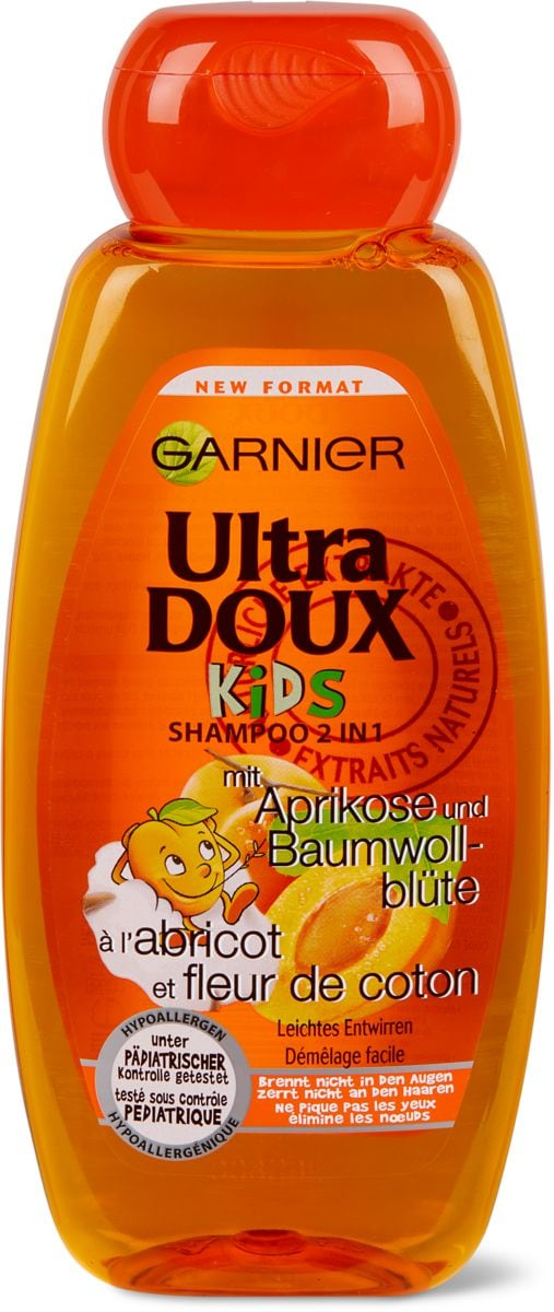 Ultra Doux Abricot Shampooings Enfant