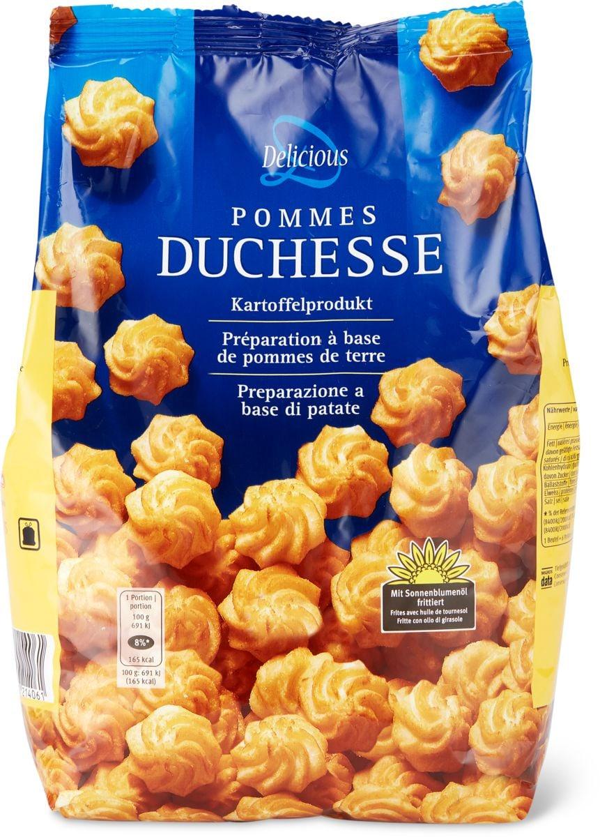 Delicious Pommes Duchesse