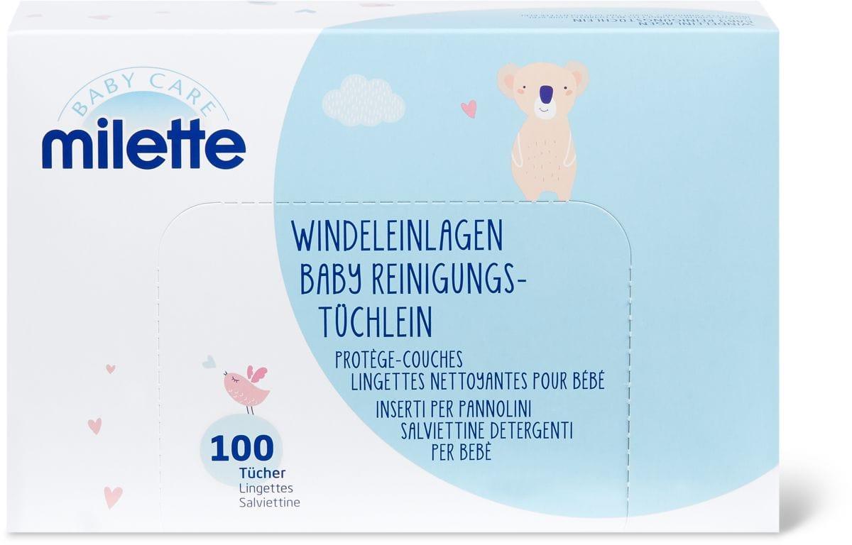 Milette Windeleinlagen