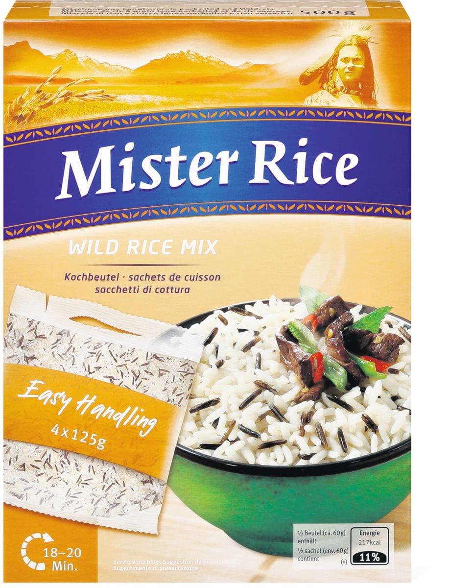 Mister Rice Wild rice mix