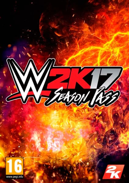 PC - WWE 2K17 Season Pass Download (ESD)