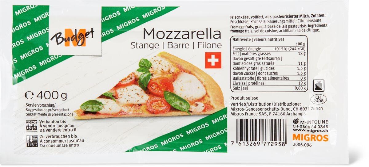M-Budget Mozzarella