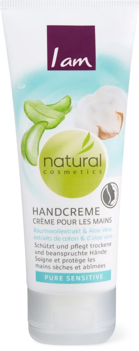 I am Natural Cosmetics Pure Sensitive Handcreme