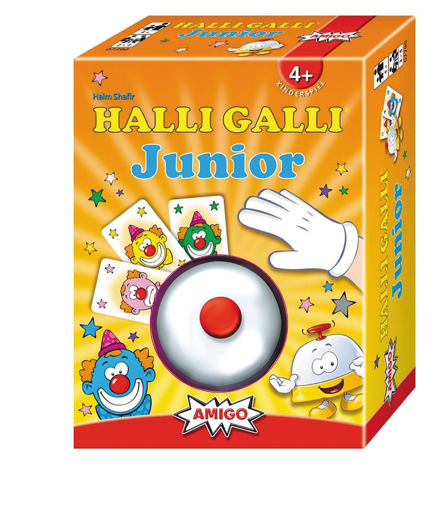 Amigo Halli Galli Junior Giochi di società