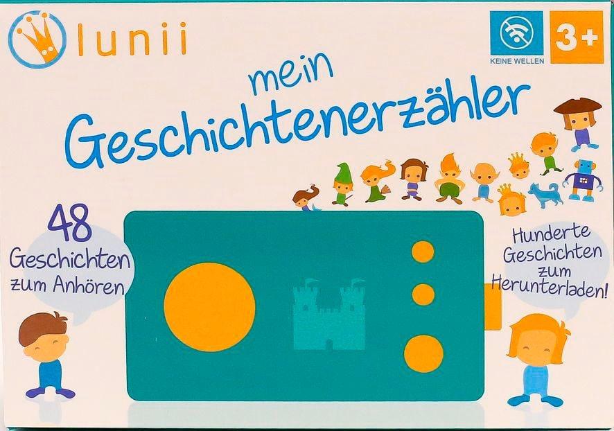 Lunii Geschichtenfabrik Multimedia