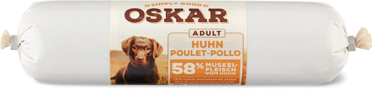 Oskar Poulet & légumes