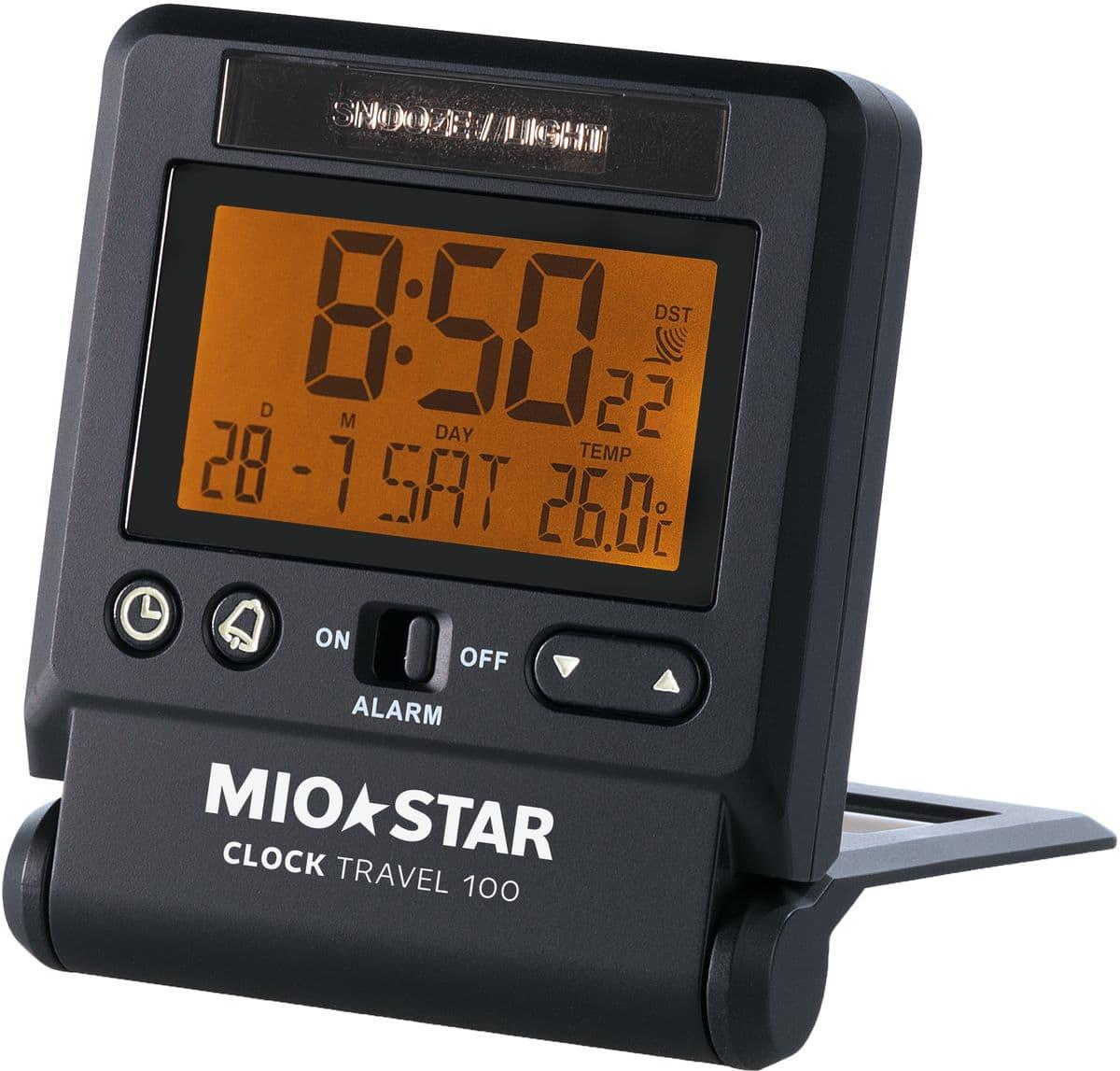 Mio Star Clock Travel 100