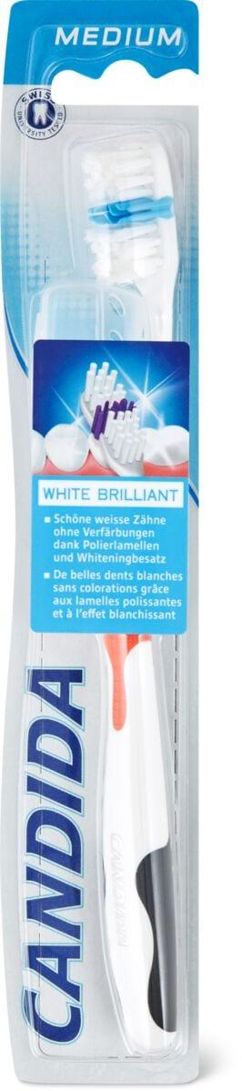 Candida Zahnbürste White Brilliant
