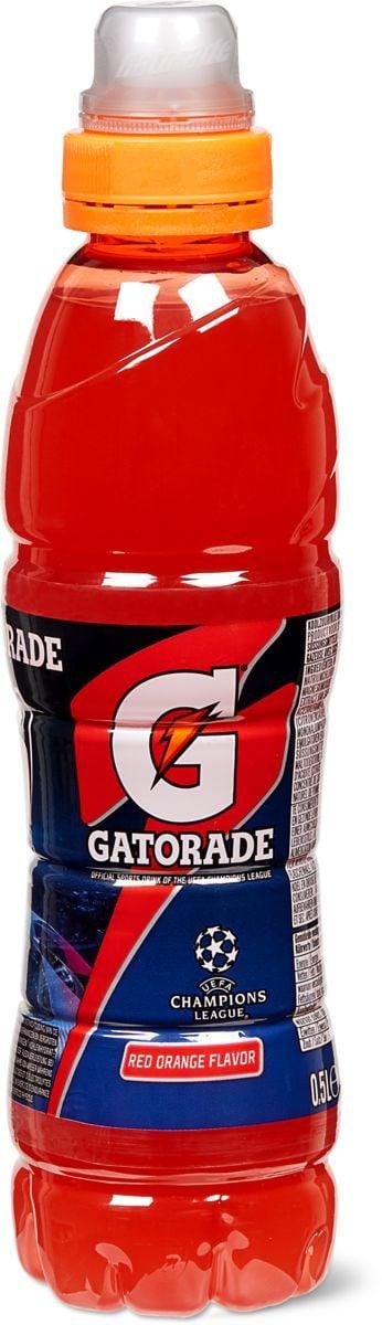 Gatorade Red Orange